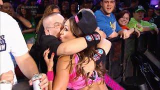 WWE Fans Inappropriately Touch Women Wrestlers