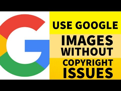 How To use Google Images Without Copyright Issues and Without White Background