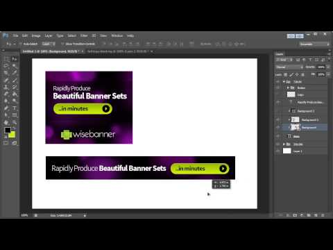 Banner Design in Photoshop CS6