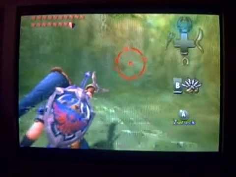 Zelda Twilight Princess bugs part 2 Unendlich Bomben und Pfeile