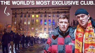 How to get into the World's most exclusive club (Berghain)
