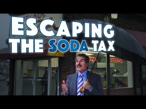 Stossel: The Philly Soda Tax Scam