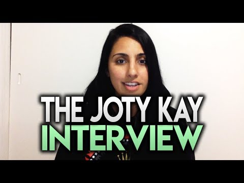 We talk branding and business with Joty Kay