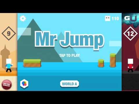Mr. Jump - Getting That High Score
