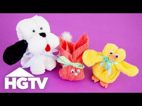 How to Make Animal-Shaped Ice Packs - HGTV Happy