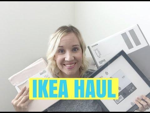 IKEA HAUL | SHOP WITH ME | HOME DECOR
