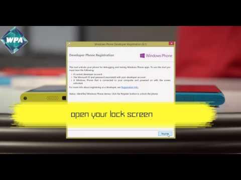 How To Unlock Windows Phone 8 OR 10 (EASIEST METHOD)