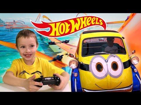 Auto Minionek!? - Forza Horizon 3: Hot Wheels! #7 (Xbox One)