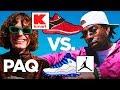 Jordans VS. $35 Kmart Sneakers   PAQ EP #25   A Show About Streetwear