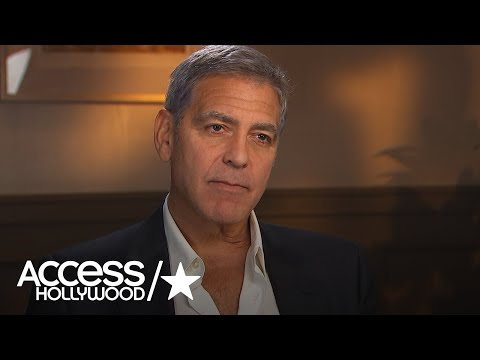 Xxx Mp4 George Clooney Says Wife Amal Clooney Has Dealt With Sexual Harassment In The Workplace 3gp Sex