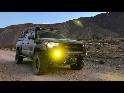 Bad Ass Overland Tacoma - Silver State Overland
