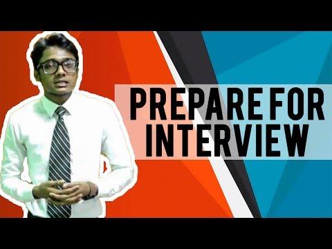 How to prepare for a job interview I Shibli's Teaching I