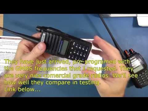 Two Way Radio - FCC, FRS, GMRS, MURS, CB and DMR (MotoTRBO-Digital) - Pt3