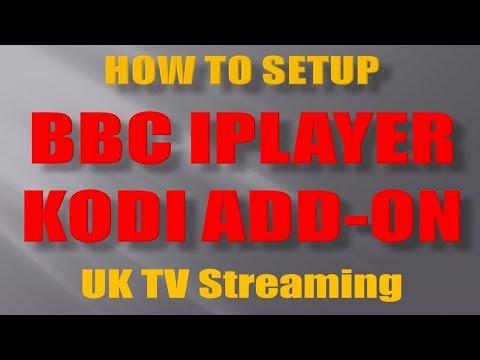 How to Install BBC iPlayer Addon on Kodi