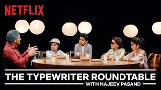 Every Bollywood Roundtable Ever   Typewriter