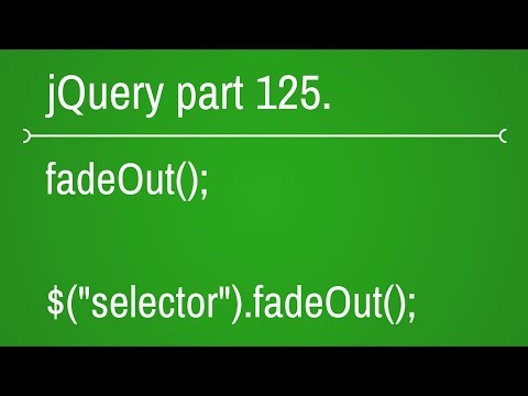 jquery fadeOut function - part 125