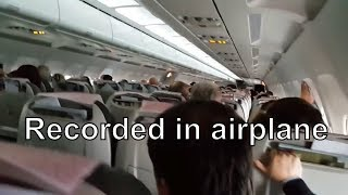 Crazy TURBULENCE !! Compilation - INSIDE PLANE -