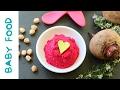 Baby Beet Hummus recipe +9M