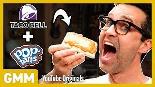 Taco Bell Pop-Tart Taste Test