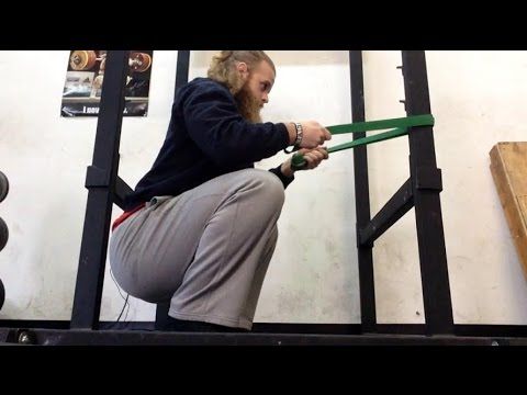 How to Squat with TERRIBLE mobility