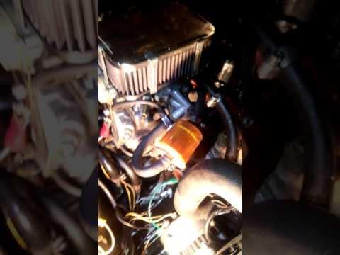 Oil pan gasket removal 83 nissan 720 z24 4x4