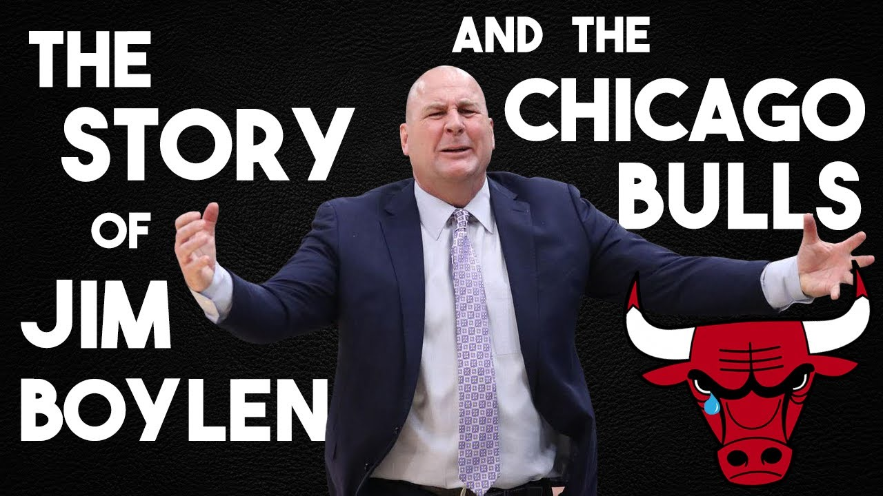 The Story of Jim Boylen and the Chicago Bulls