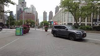 Walking NYC No Talk ASMR Columbus Avenue 106th To 65th Street Jun 2 2021