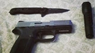 Suspected Texas school shooter posted images of guns on social media