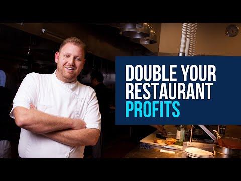 Restaurant Marketing Ideas: Double Restaurant Profits