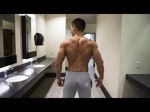 HOW TO GET A RIPPED BACK AND BICEPS!