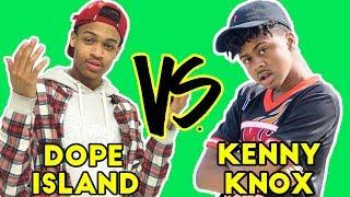 DOPE ISLAND vs. KENNY KNOX Compilation | Funny Vines