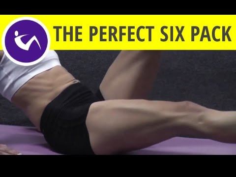 Lower abs workout + Healthy nutrition plan = Perfect six pack abs
