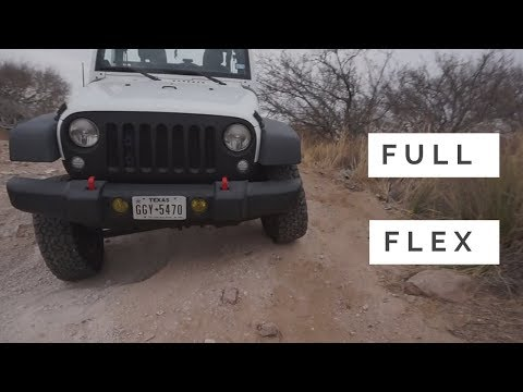 Disconnecting the Sway Bar and Going Full Flex! [Conquering the Train Tracks]