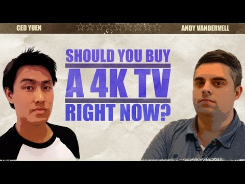 Should You Buy a 4K TV Right Now? | Head-to-Head