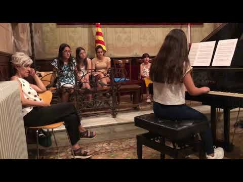 Marta Moron classes obertes piano