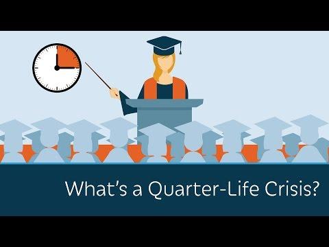 What's a Quarter-Life Crisis?