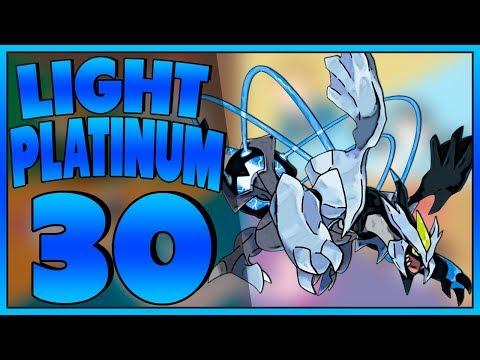 POKÉMON LIGHT PLATINUM #30 - ZEKROM/RESHIRAM/KYUREM (GBA)