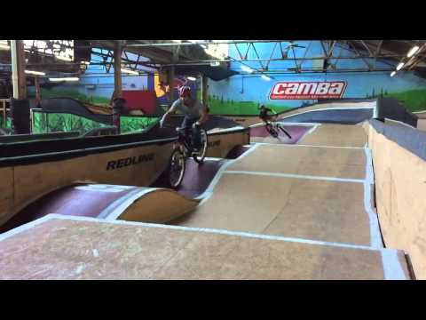 Marc and Will, Rays pump track 11.30.15