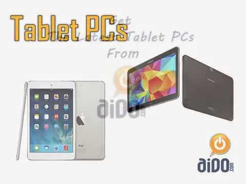 Buy Tablet PC Online at Best Prices in Dubai, Kuwait, Qatar & UAE