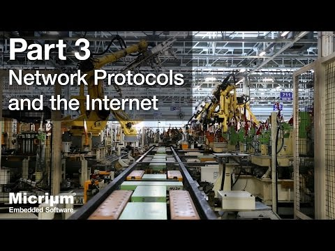 Internet of Things [3/5]: Network Protocols and the Internet