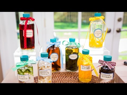 Home & Family - How To Make Homemade Vanilla Extract