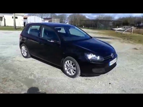 2012 Volkswagen Golf 1.6TDi Flood Damage - Cat D Salvage