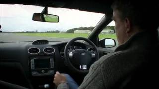 Ford Focus 2.5 RS500 Mark 2 Top Gear Review Jeremy Clarkson