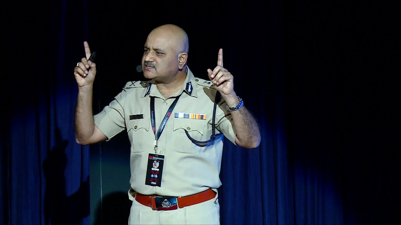 Improving Public Perception of Police through Technology   Praveen Sood   TEDxGlobalAcademy