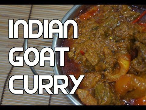 Indian Goat Curry Recipe - Massala