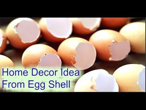 How To Make Photo Frame From Eggshell || Home Decor  || Best Out Of Waste || Inspiration Kid Zone