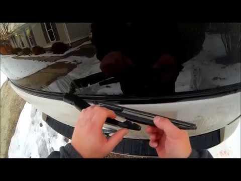 Ford Flex rear wiper install