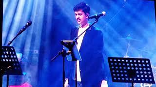 Karthik Singing Ar Rahman