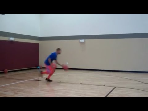 How to: Develop Ball Handling Skills with 2 Ball Drills | Basketball Training
