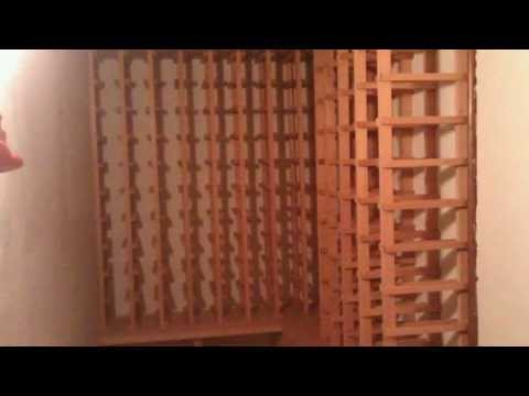 NRCONTRACTING LLC. wine cellar construction